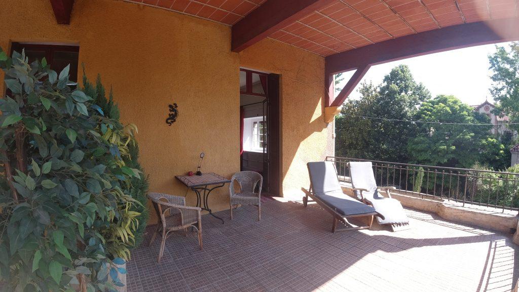 canigou room terrace